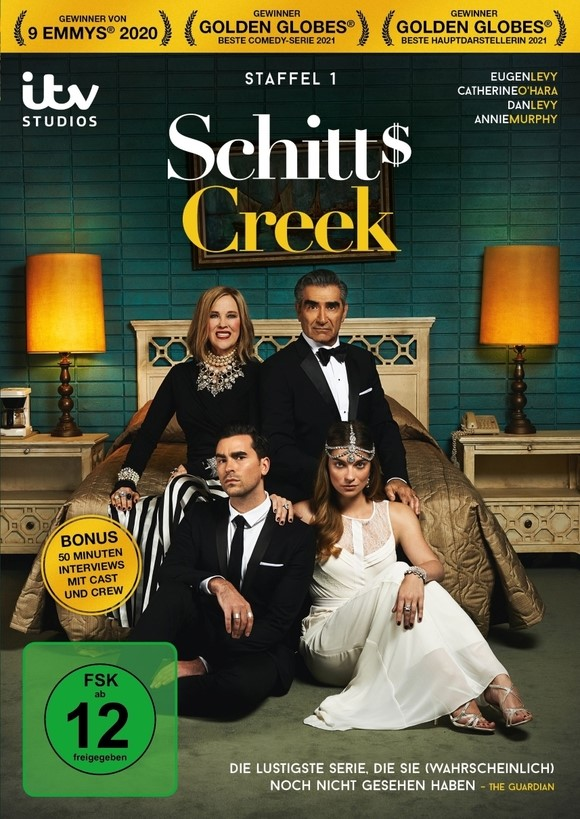 Schitts Creek cover